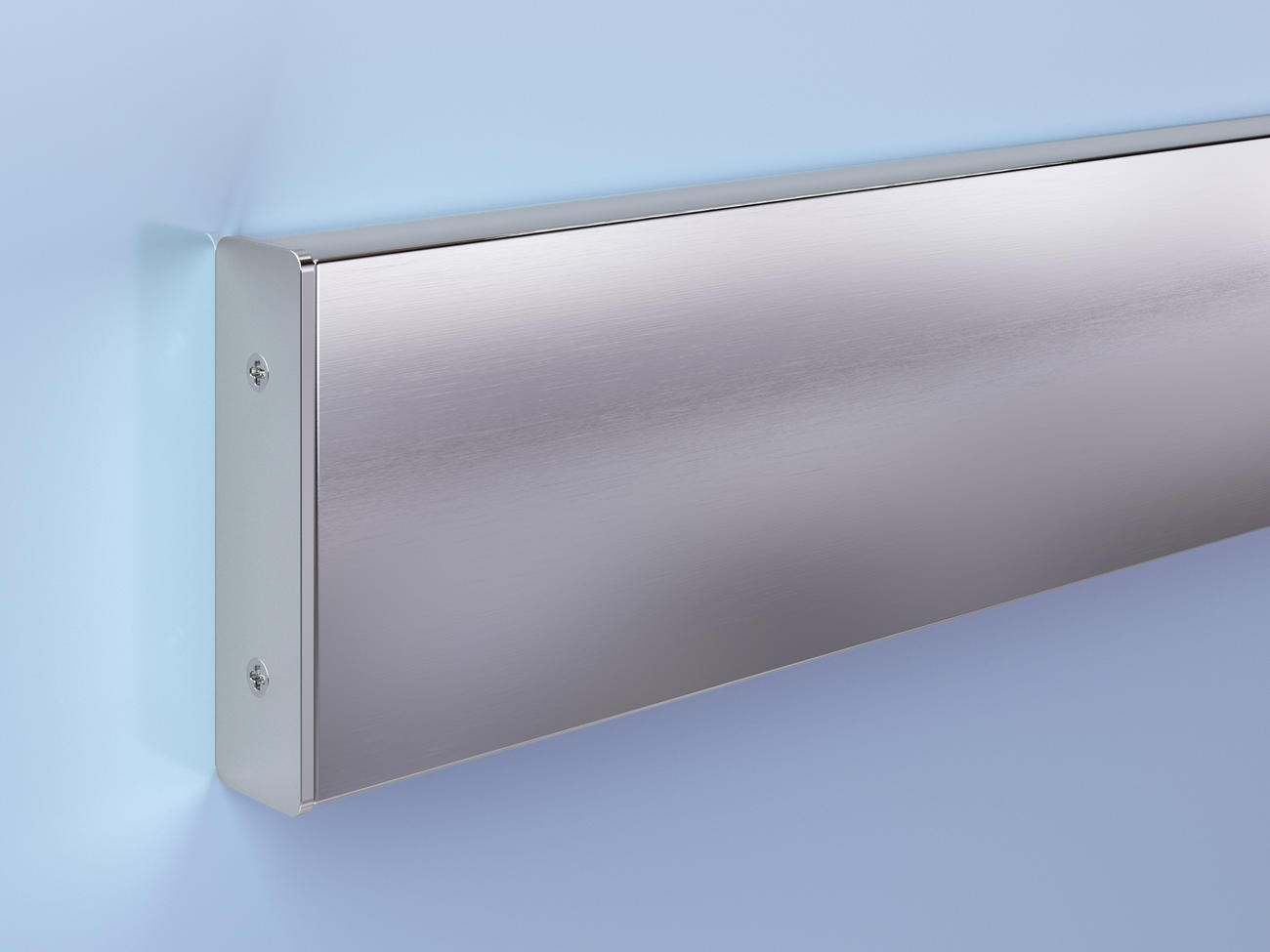 CRS-4SS Stainless Steel Crash Rail