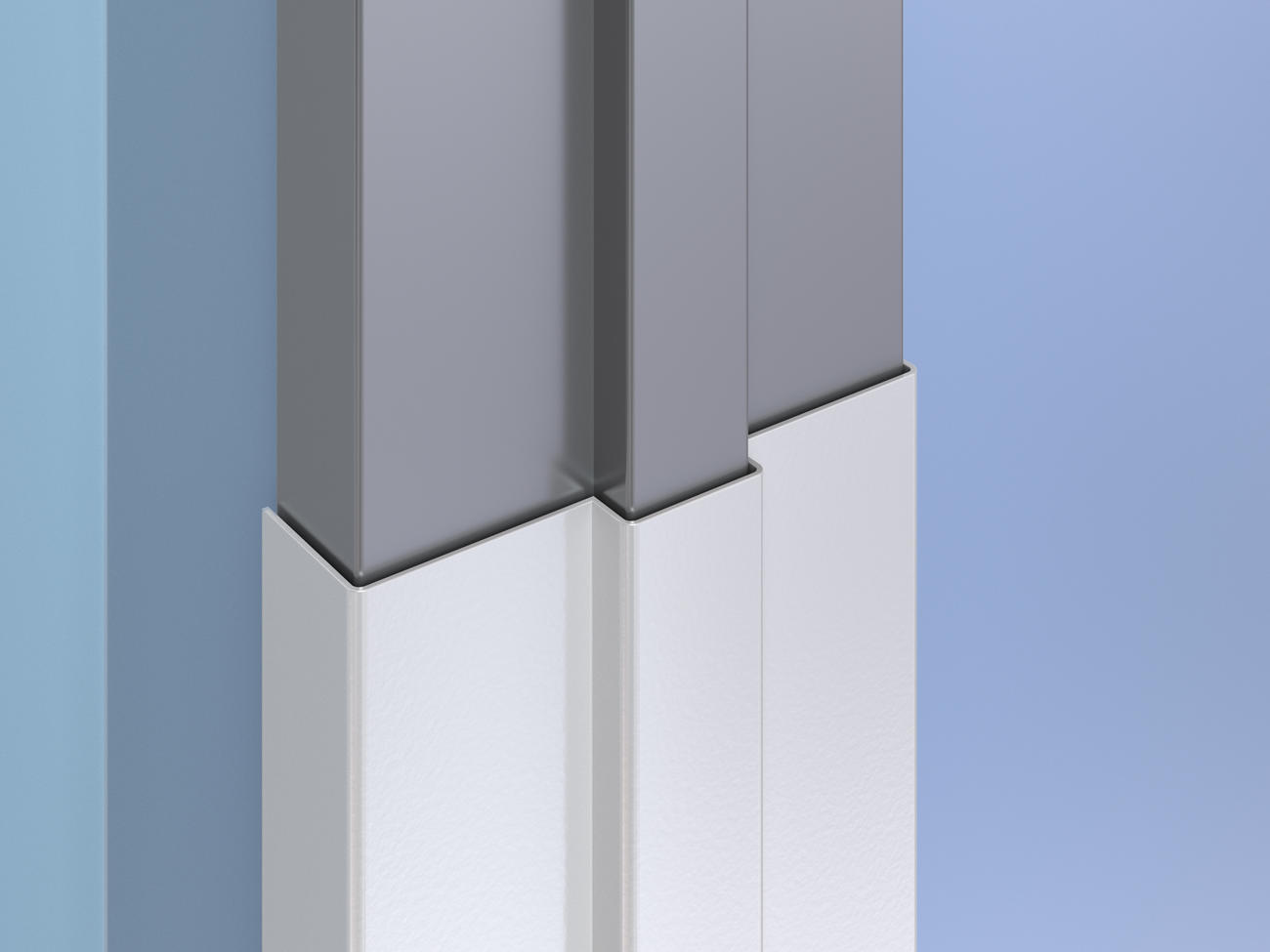 DFCAM-60 Antimicrobial Door Frame Cover
