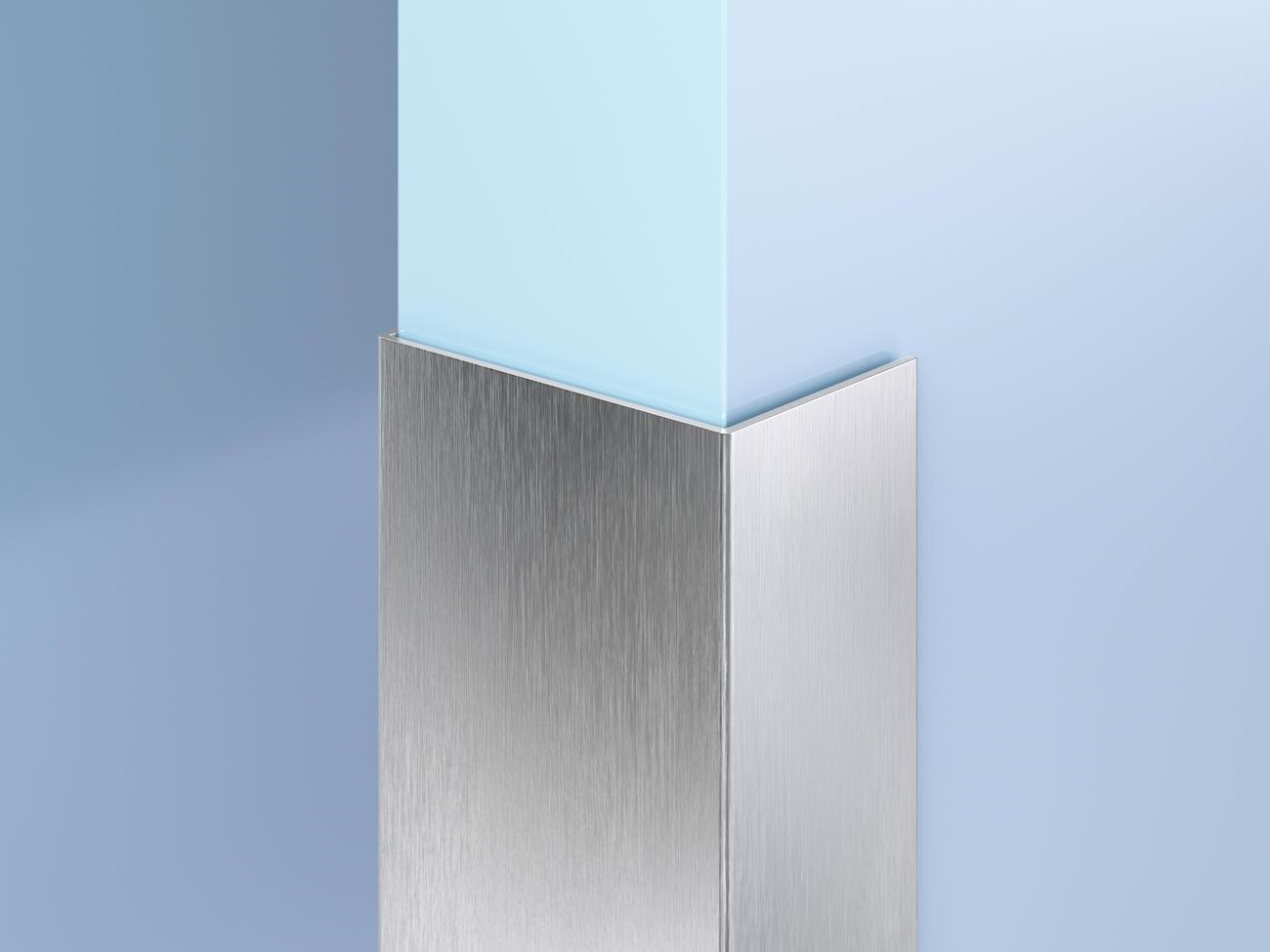 Aluminum End Wall Guards
