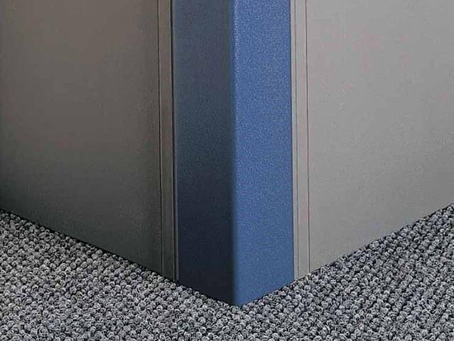 Flush-Mount Rigid PVC Corner Guards