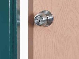 Rigid PVC Door Edge Guard