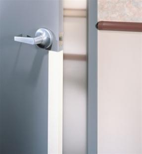 RIGID VINYL DOOR EDGE GUARD