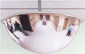 180 Degree Hemisphere Mirror