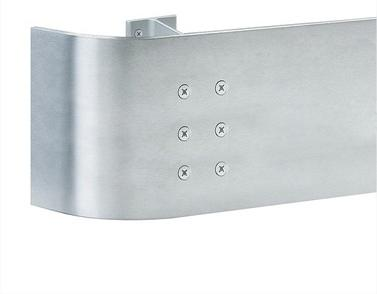 STAINLESS STEEL CRASH RAIL CRS-130