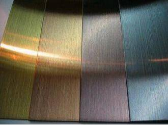 STAINLESS STEEL COLORS WPSC-12