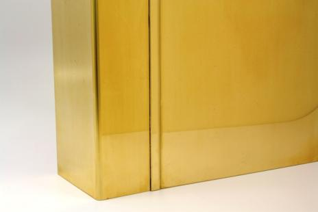 WPB-12 Brass Wall Protection Systems