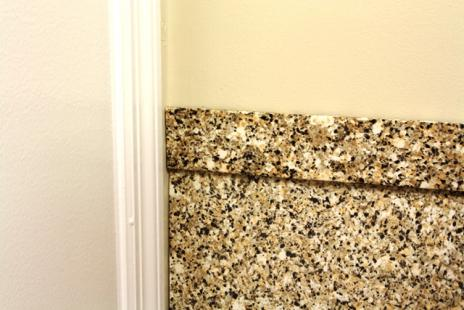 DECORATIVE WAINSCOTING GRANITE WPDA-60W