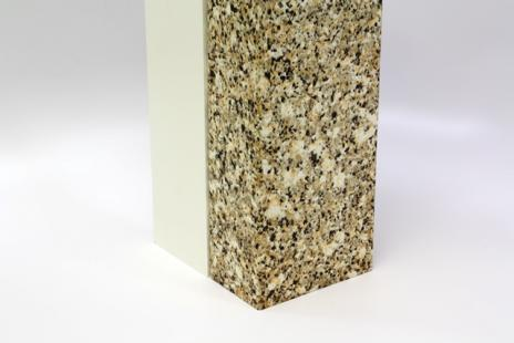 DECORATIVE END WALL GUARD GRANITE CGD-305-EW
