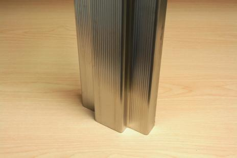 PATTERNED STAINLESS STEEL DOOR FRAME COVER DFCP-16