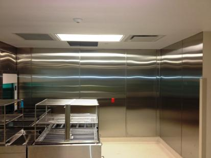 STAINLESS STEEL WALL SYSTEM WPS-12