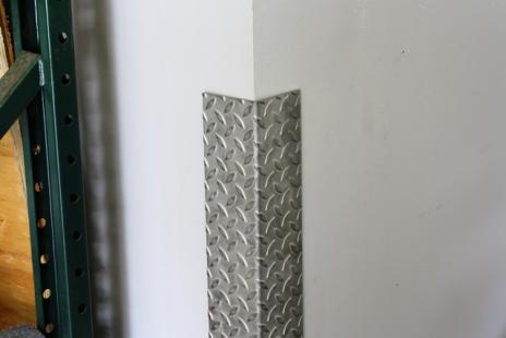 Cgsd 50 Stainless Steel Diamond Plate Corner Guard By