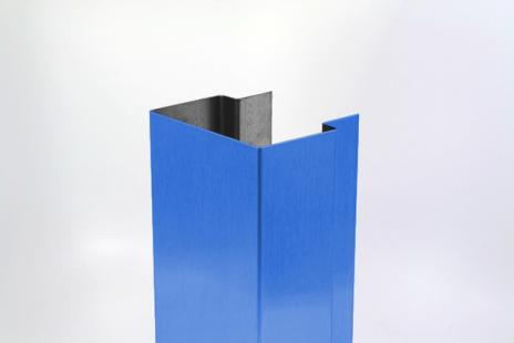 COLORED STAINLESS END WALL GUARD CGC-300-EW