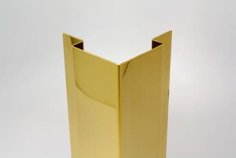 BRASS CORNER GUARD CGB-200-EW