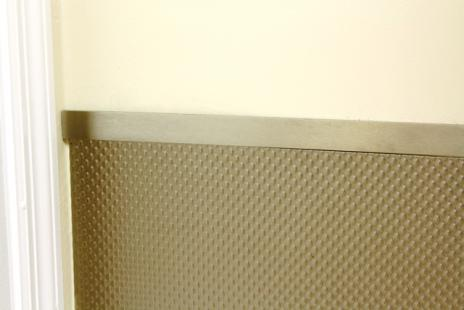 PATTERNED STAINLESS STEEL WALL COVERING WPSP-12
