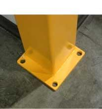 Floor Mounted Corner Guards