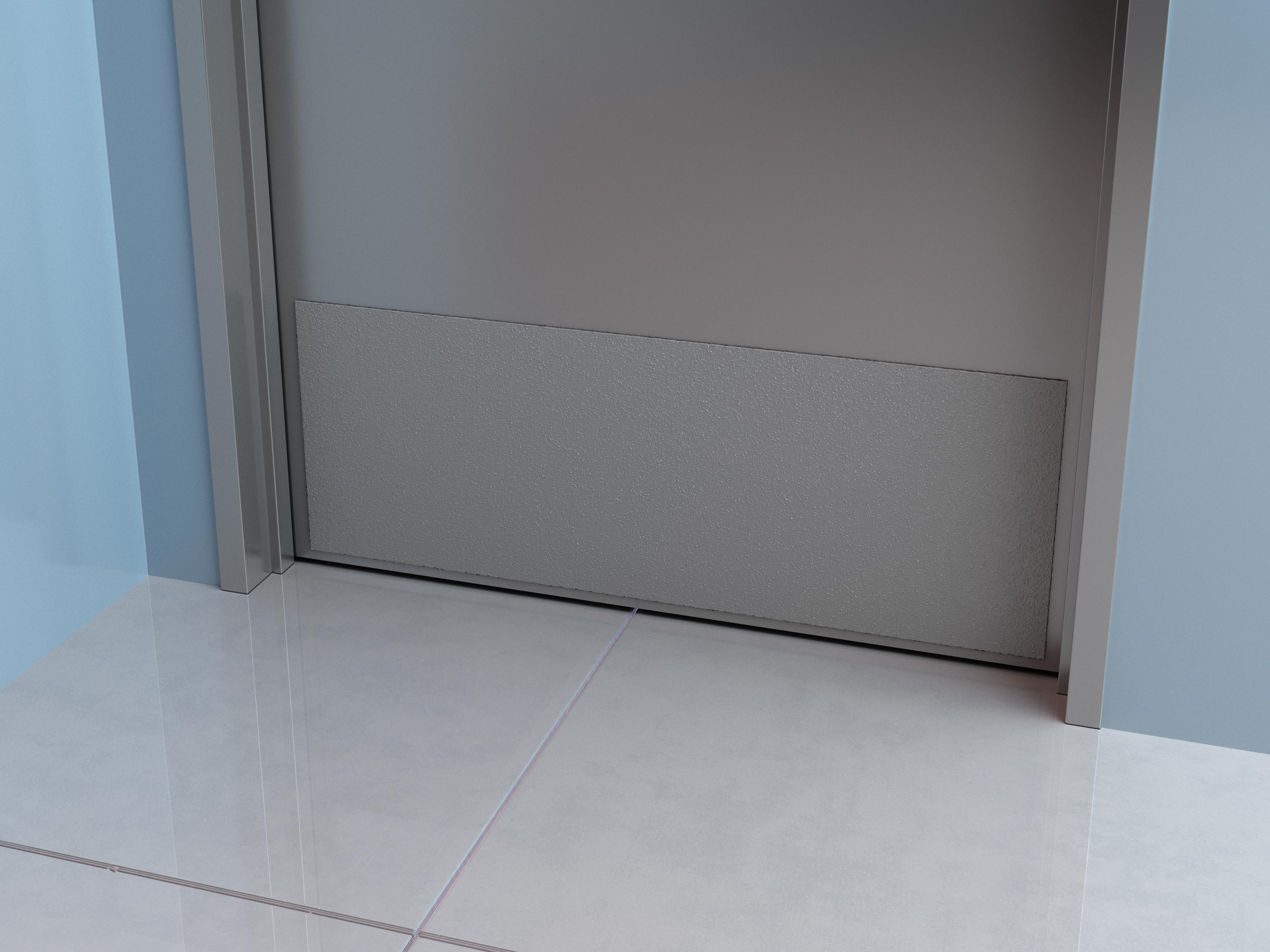 Heavy-Duty Door and Frame Protection