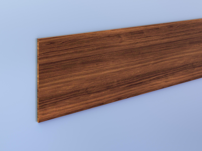 Wood Grain Rub Rail and Chair Rail