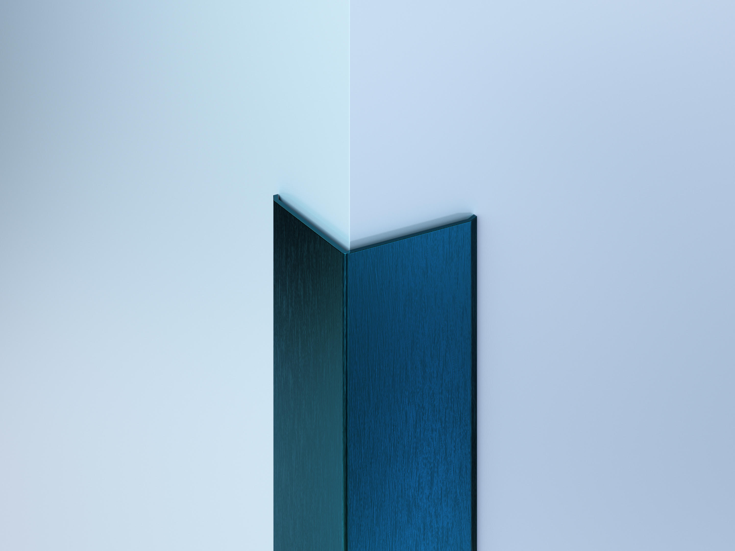 Colored Stainless Steel Corner Guards