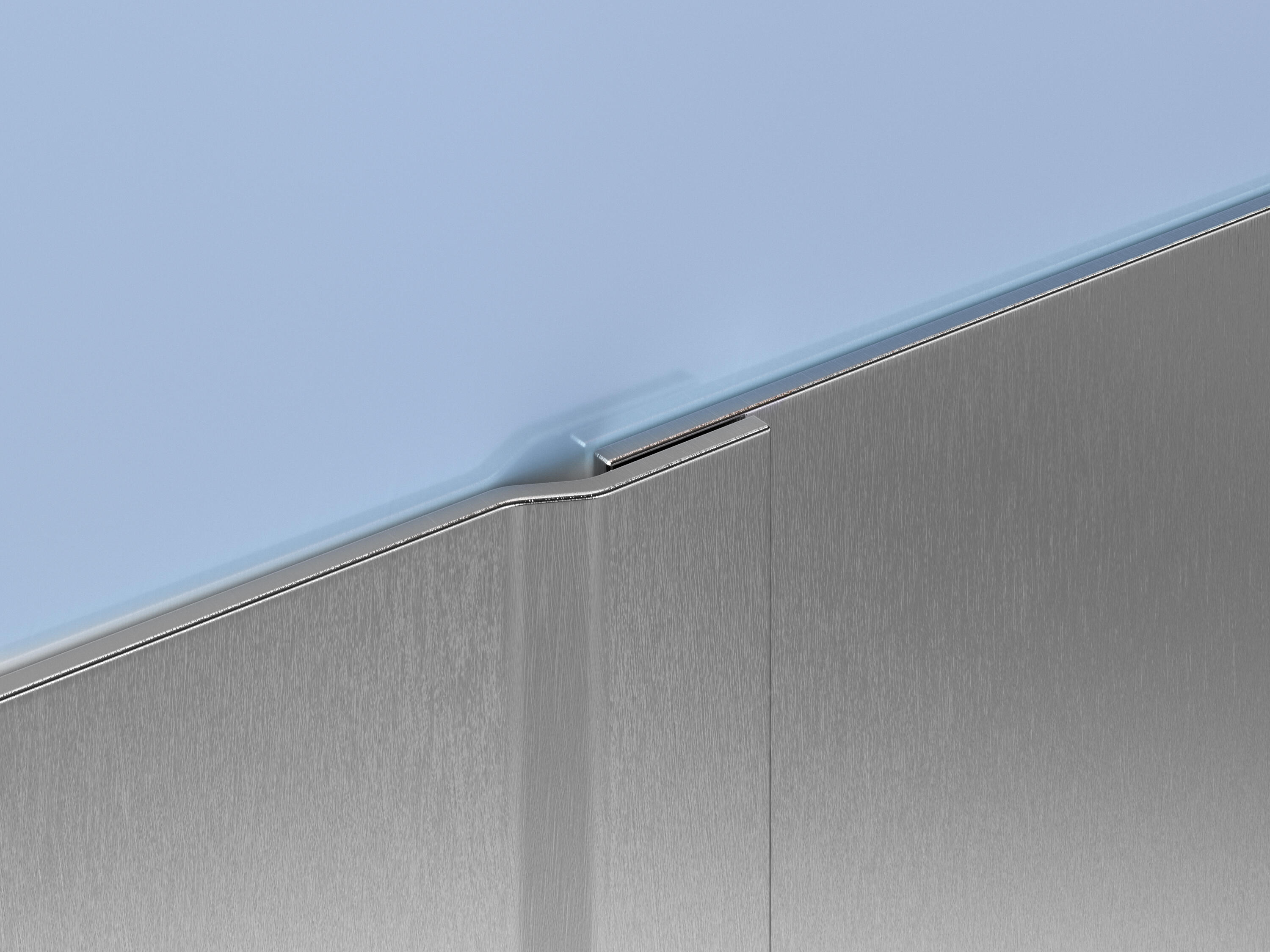 Stainless Steel Wall Protection